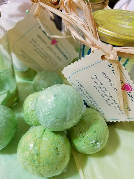 AHH... MINTY EUCALYPTUS THERAPY BUTTAH BALLS