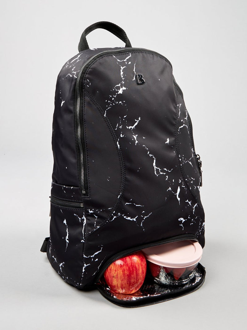 Game Changer Backpack - Black Marble