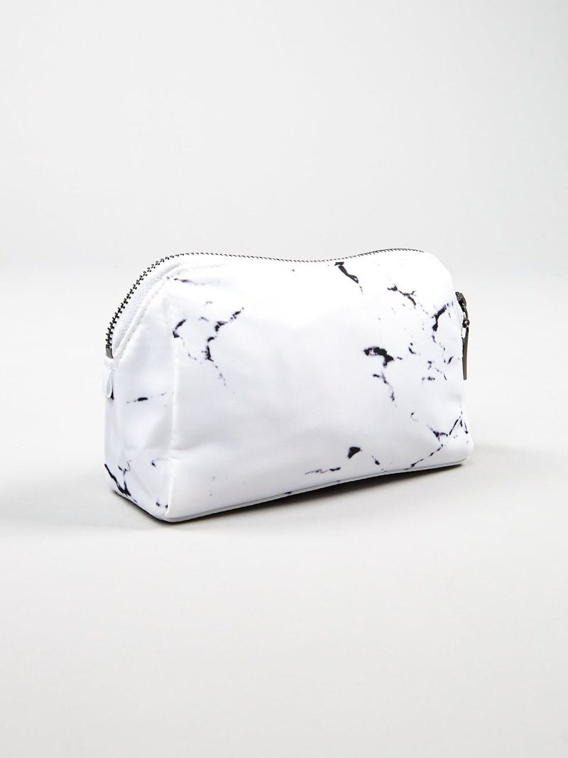 Game Changer Zip - White Marble