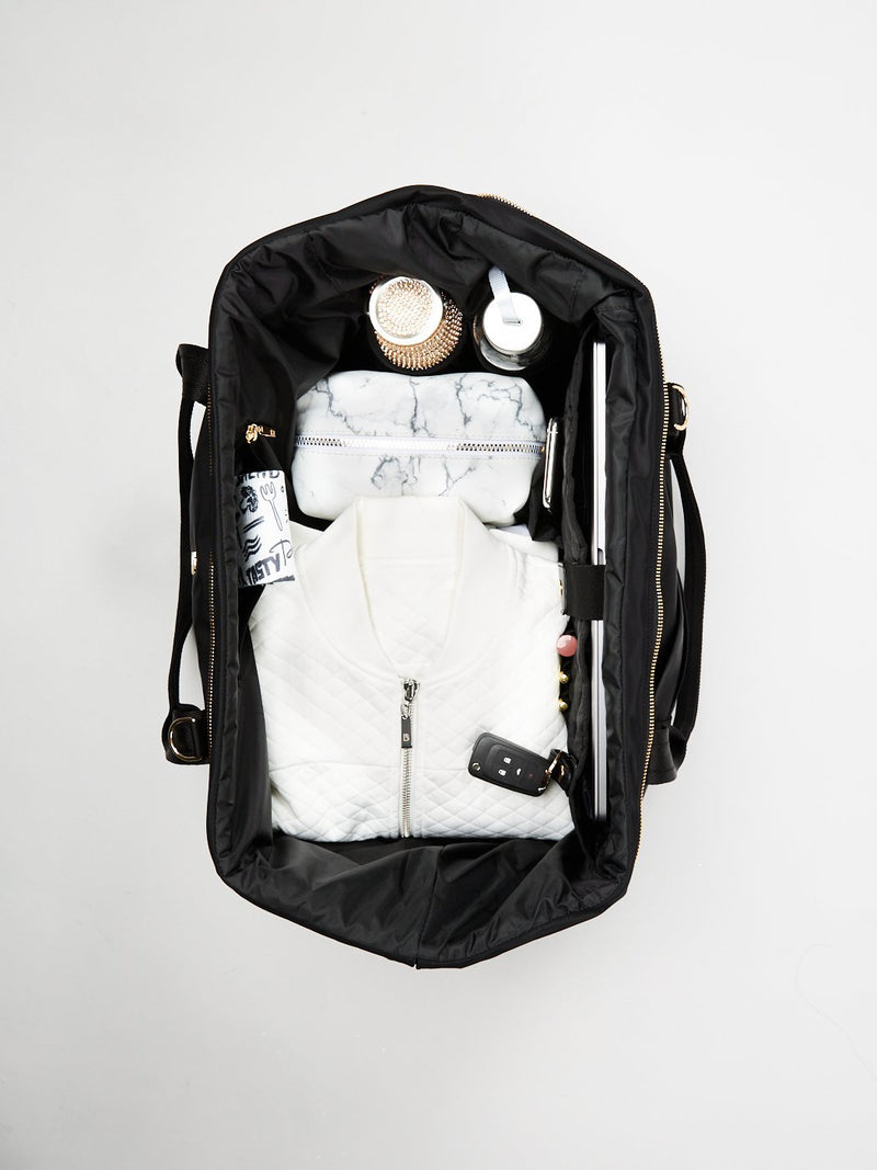 Game Changer Duffle - Onyx