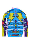 WALTER VAN BEIRENDONCK Radiate Beauty Bike Top