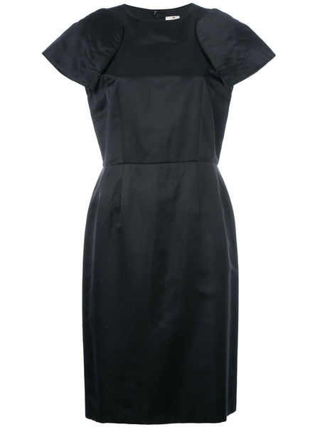 COMME DES GARÇONS VINTAGE padded shoulder shift dress