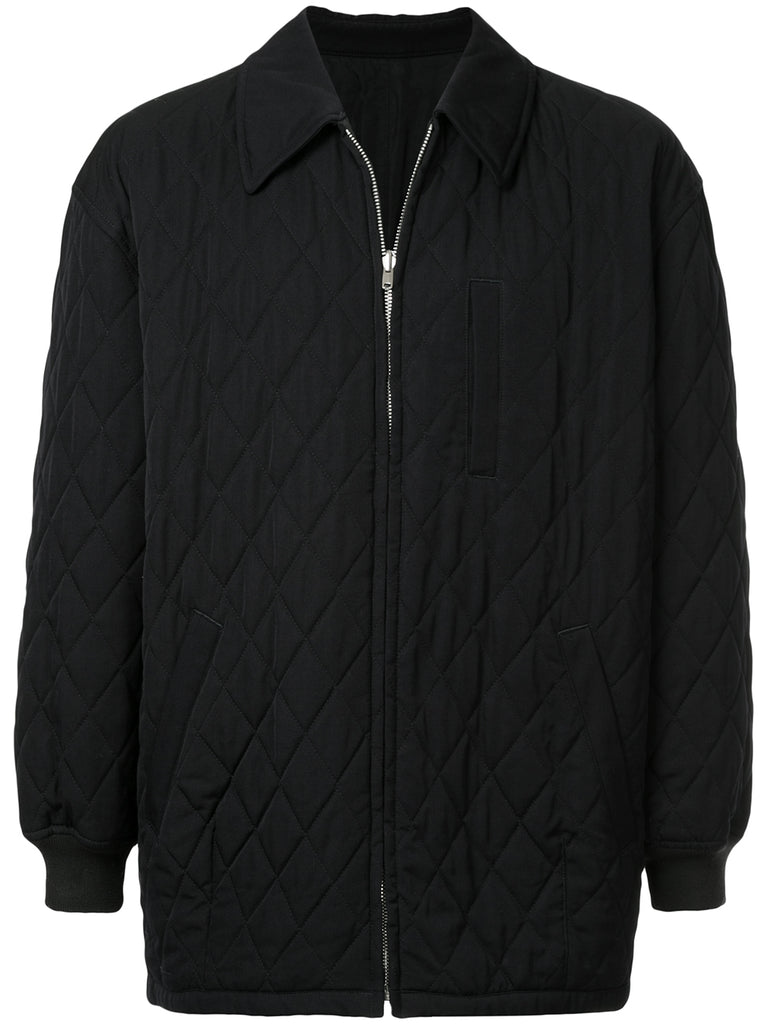 COMME DES GARÇONS Homme insulated quilted jacket