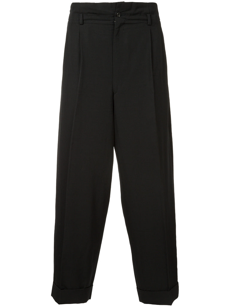 COMME DES GARÇONS Homme Plus tapered tailored trousers