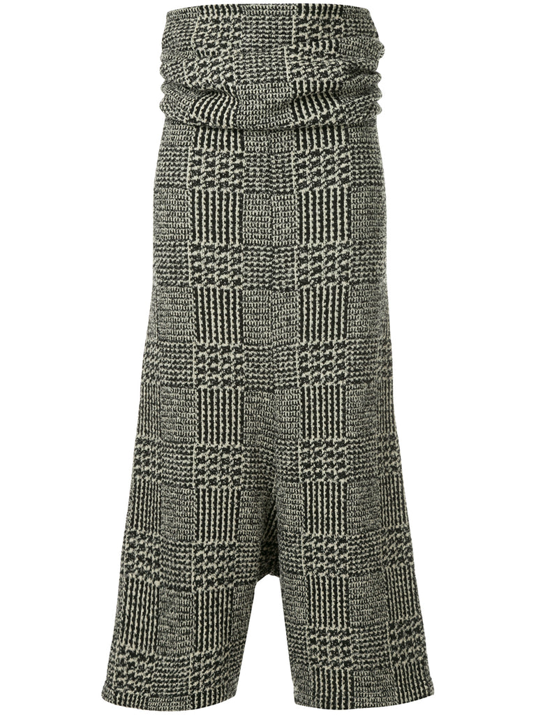 JUNYA WATANABE COMME DES GARÇONS prince of wales trousers