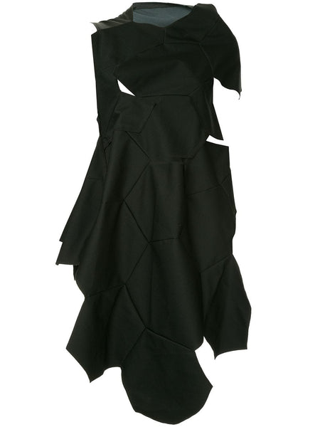 COMME DES GARÇONS geometric cut out dress