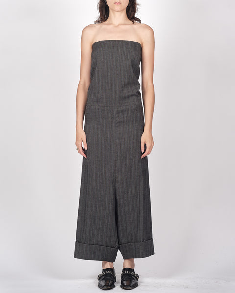 Junya Watanabe elongated pant jumpsuit