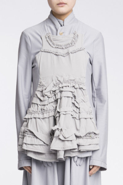 COMME des GARÇONS <br> Blazer With Attached Dress
