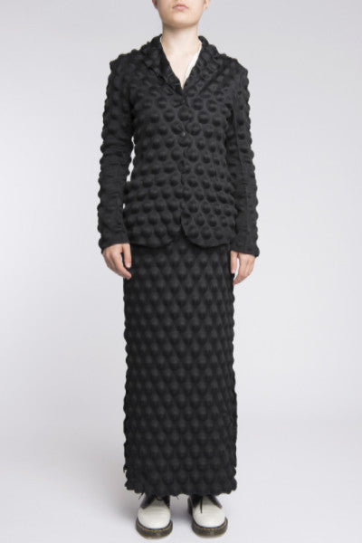 Issey Miyake <br> Egg Carton Suit