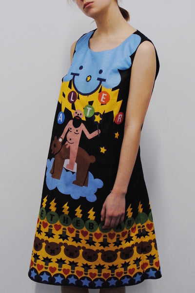 Walter Van Beirendonck <br> Paper Dress