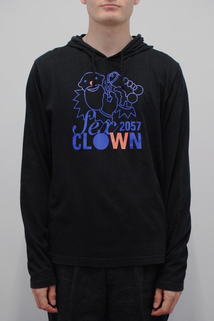 Walter Van Beirendonck <br> Sex Clown Hooded Top