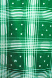 Walter Van Beirendonck <br> Plaid Ballon Skirt