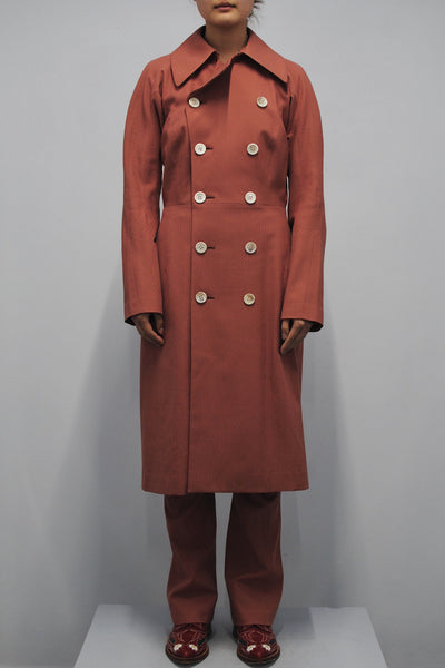 Junya Watanabe <br> Tailored Wool Coat Suit