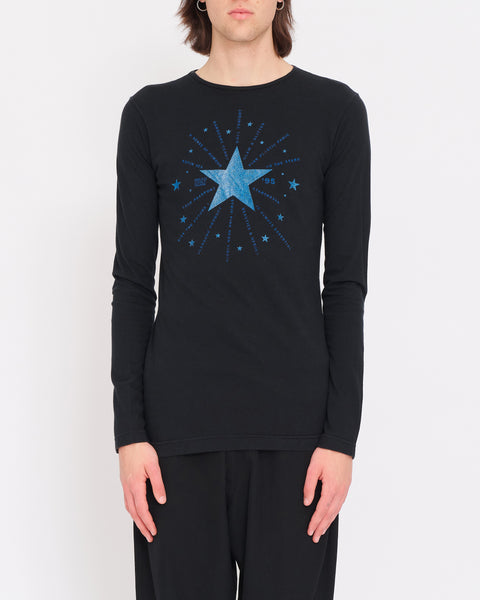 Walter van Beirendonck star shine long sleeve t-shirt