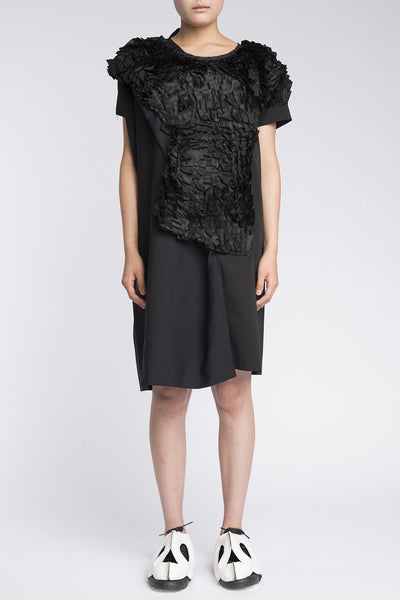 COMME des GARÇONS <br> Abstract Ruffle Dress