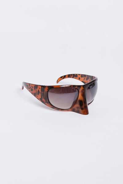 Bernhard Willhelm <br> Mask Sunglasses