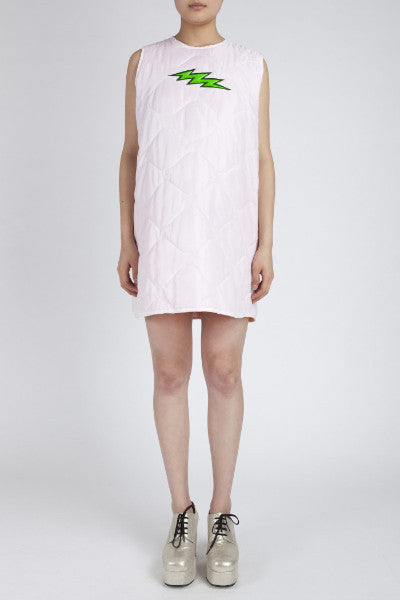 Walter Van Beirendonck <br> Quilted Dress
