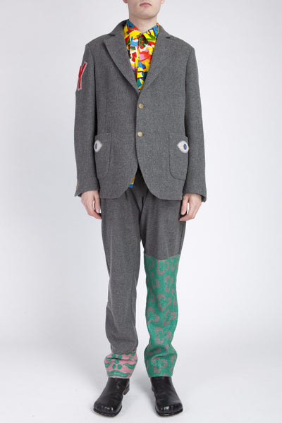 Walter Van Beirendonck <br> Hand On Heart Suit