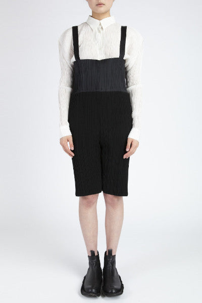 Issey Miyake <br> Pleated Overalls