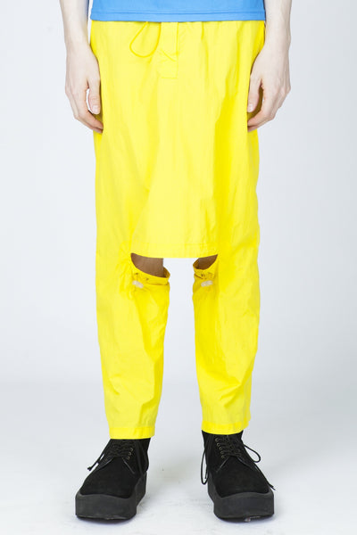 Walter Van Beirendonck <br> Drop Crotch Pants