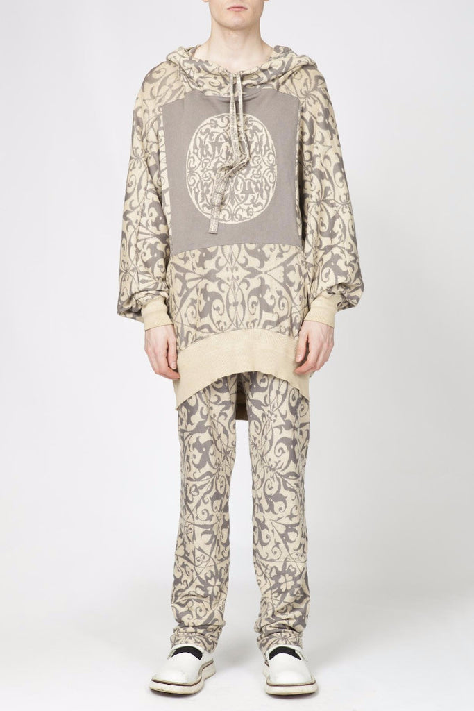 Bernhard Willhelm <br> Baroque Print Jacquard Ensemble