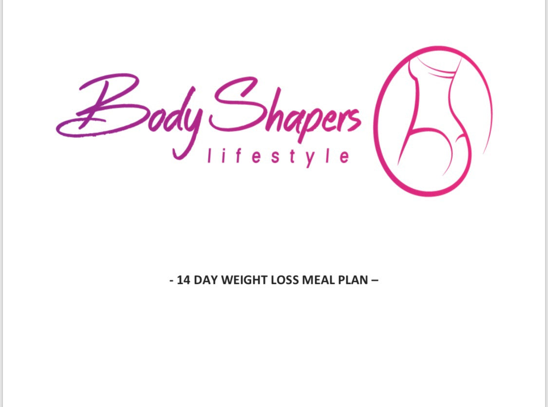 Fourteen Day Weight Loss Plan
