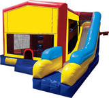 Combo Inflatables with Slide