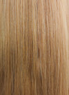 "18"" Long Straight Golden Blonde Lace Front Remy Natural Hair Wig HH178 - wifhair"