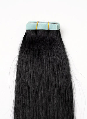 "20"" 100g Tape-In Natural Hair Extensions - wifhair"