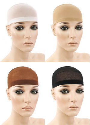 Stocking Elastic Wig Cap - wifhair