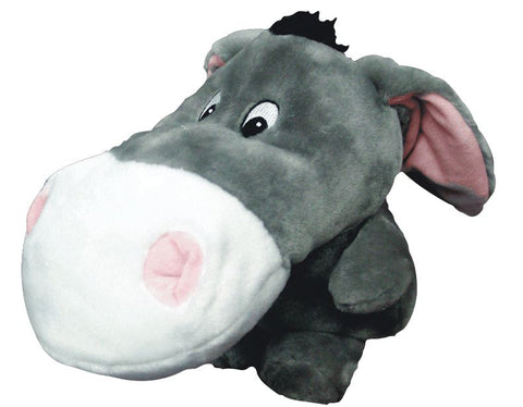 "COLOSSALS DONKEY DOG TOY (AVAILABLE IN 10"" OR 18"")"