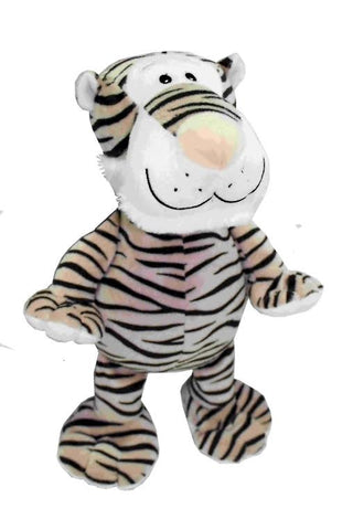 "COLOSSALS TIGER 15"" DOG TOY"