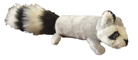 "EZ RACCOON 11"" DOG TOY"