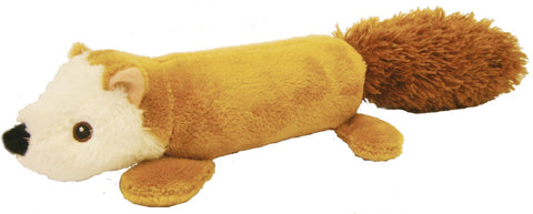 "EZ SQUIRREL 11"" DOG TOY"