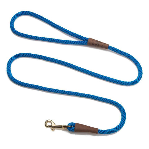 "MENDOTA CLIP LEAD 3/8"" X 4FT (ASSORTED COLOURS AVAILABLE)"