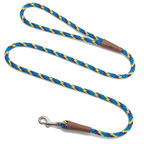 "MENDOTA CLIP LEAD 3/8"" X 6FT (ASSORTED COLOURS AVAILABLE)"