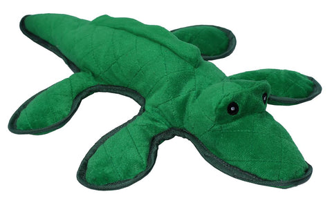 "BITE ME ALLIGATOR 19"" DOG TOY"