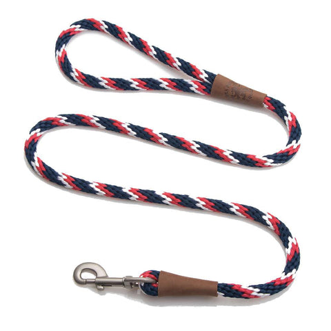 "MENDOTA CLIP LEAD 1/2"" X 4FT - (ASSORTED COLOURS)"