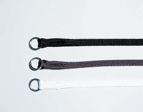 10MM CHOKER LEAD X 120CM  BROWN