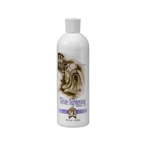 #1 ALL SYSTEMS WHITE LIGHTENING SHAMPOO 16OZ