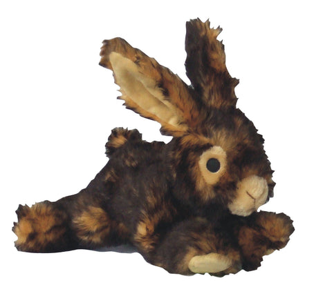"MEDIUM RABBIT 8"" DOG TOY"