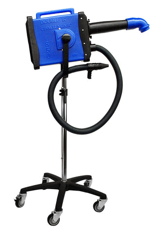 DOUBLE K CHALLENGAIR 850 STAND DRYER