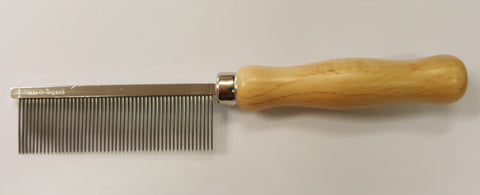 ANIMAL HOUSE FINE COMB - MADE IN ENGLAND