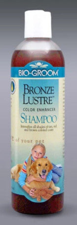 BIO-GROOM BRONZE LUSTRE SHAMPOO 355ML