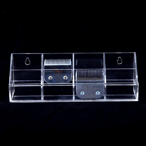 ACRYLIC MOUNTABLE BLADE ORGANISER (8 CELL)