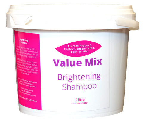 Value Mix Ultra Concentrated Brightening Shampoo 2 LTR