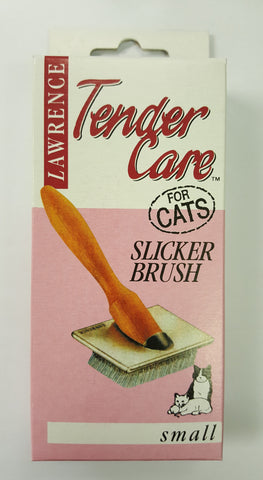 LAWRENCE TENDERCARE SLICKER BRUSH - SMALL CAT
