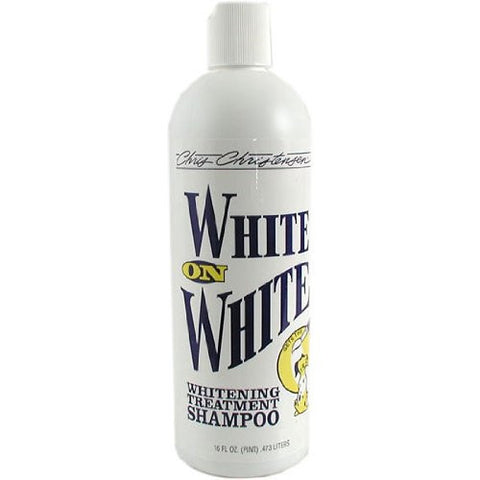 CHRIS CHRISTENSEN WHITE ON WHITE SHAMPOO 16OZ