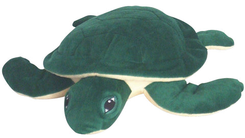 "COLOSSALS SEA TURTLE 15"" DOG TOY"