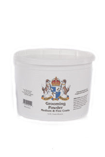 CROWN ROYALE GROOMING POWDER MEDIUM & FINE COATS (908GMS) 2 POUNDS
